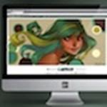 Ingyen online rajzprogram a DeviantArton, HTML 5 alapokon