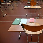 Maszk, kesztyű, távolságtartás – így készülnek az érettségire a középiskolák