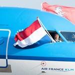 Így próbálják bepalizni a KLM utasait