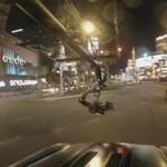 Lenyűgöző videó: így vették fel az új Bourne-film üldözéses jelenetét