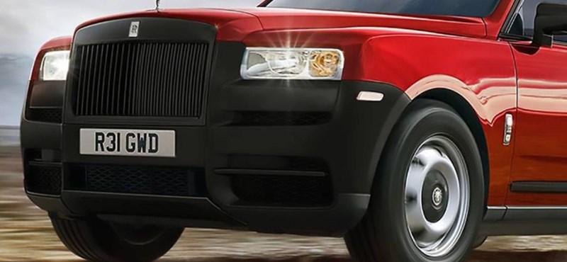 Milyen a 110 millió forintos új Rolls-Royce terepjáró fapados és melós kivitele? Mutatjuk