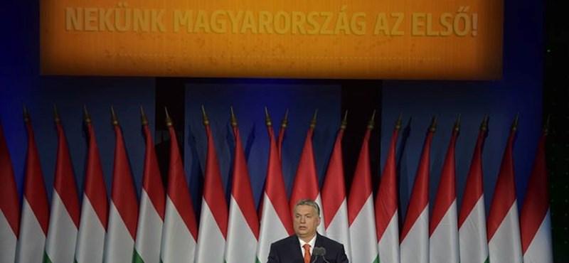 """Akiknek """"Magyarország az első"""""""