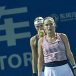 Negyeddöntősök Babosék Pekingben
