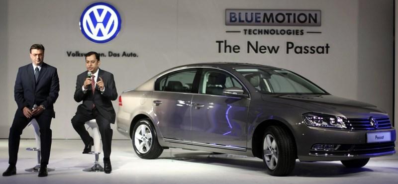 Nyolcmillió kocsit adhat el idén a VW-csoport