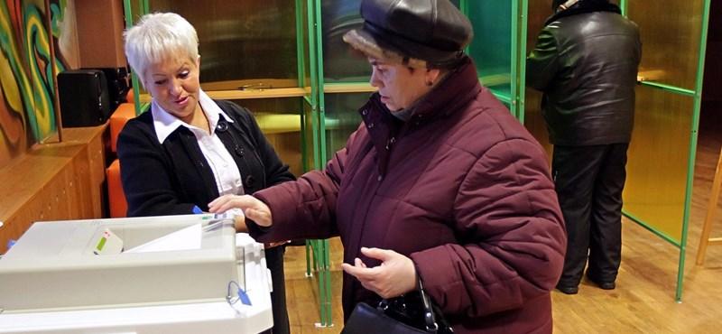 Orosz elnökválasztás: állítólag nem működik minden webkamera