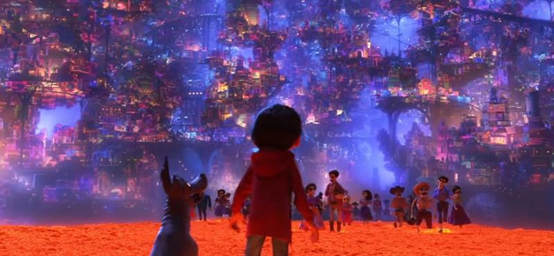 Megint tarolt hétvégén a Disney-Pixar halottas rajzfilmje