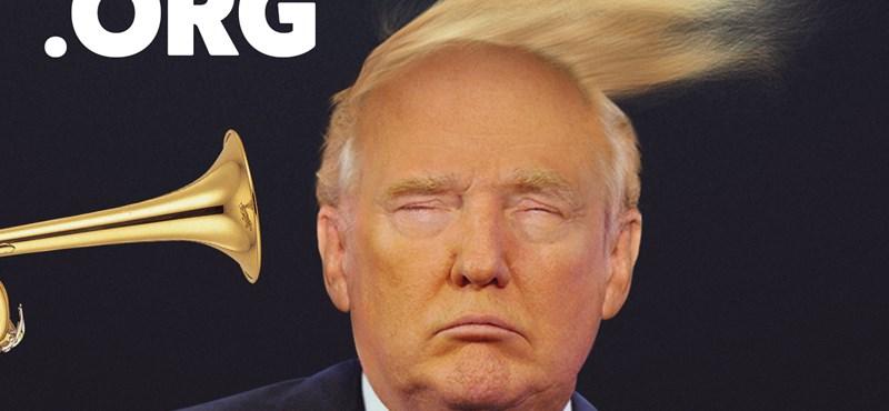 A fél internet ezt nyomogatja: már 600 milliószor dudálták le Trumpot egy erre létrehozott oldalon