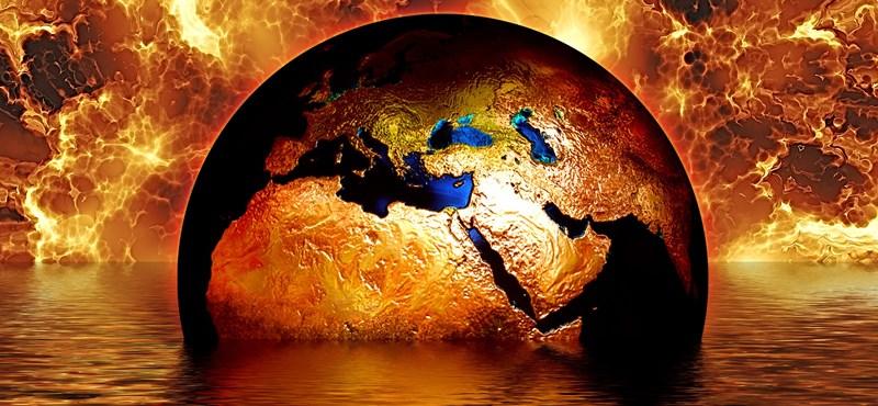 Vesztésre állunk a klímaváltozás elleni küzdelemben, újabb aggasztó adatok érkeztek
