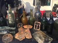 """Meglepődtek a búvárok, amikor jóféle söröket találtak a 133 éve elsüllyedt luxushajón – most """"újrafőzték"""" őket"""