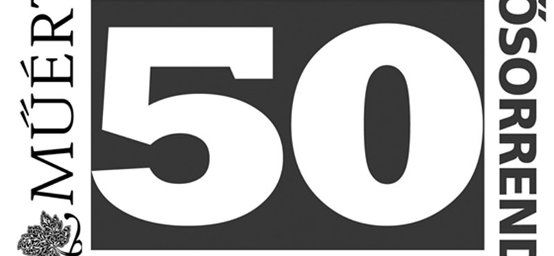 Magyar Power 50 - A Műértő magyar erősorrendje