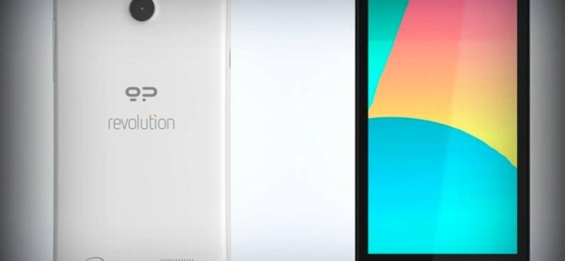 Android és Firefox OS együtt, egy telefonon. Forradalom?