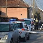 Holtan találtak egy embert egy lakástűz oltásakor