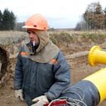 Acélcsöveket loptak el egy épülő gázvezetéknél