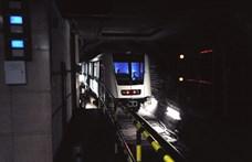 Baleset miatt nem jár az M2-es metró