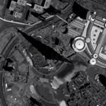Így néz ki az űrből a világ legmagasabb épülete – videó