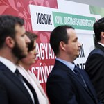 Gyöngyösi Márton vezeti a Jobbik EP-listáját