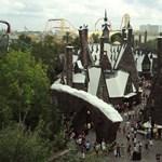 Harry Potter kalandparkba lógott egy gyerek, ötletes igazolást írt a szülő