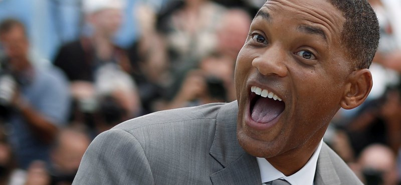 Will Smith mellett egy másik világsztár is Budapestre érkezett