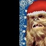 Karácsonyi dalok, kicsit másképp: Csubakka énekli a Csendes éjt