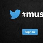 Elindult a Twitter #music