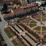 Drónvideót kaptunk Orosházáról: kiürült a város