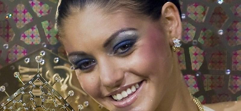 Három plasztikai műtéten esett át a Miss World-második magyar lány