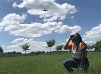Már a kiabálást is felismeri a drón, és tűpontosan működik