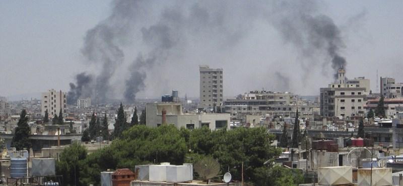 Nem csitul az erőszak Szíriában, kőolajvezetékeket is felrobbantottak