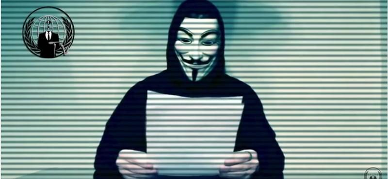 Komolyan veszik a Fideszt fenyegető Anonymous-videót