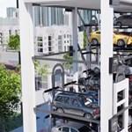 Alibaba és a negyven autó: ital helyett autókat ad ki ez a gigantikus automata
