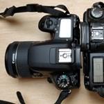 10 év után lecseréltük a fényképezőnket – az újjal 600 kép lőhető egy feltöltéssel
