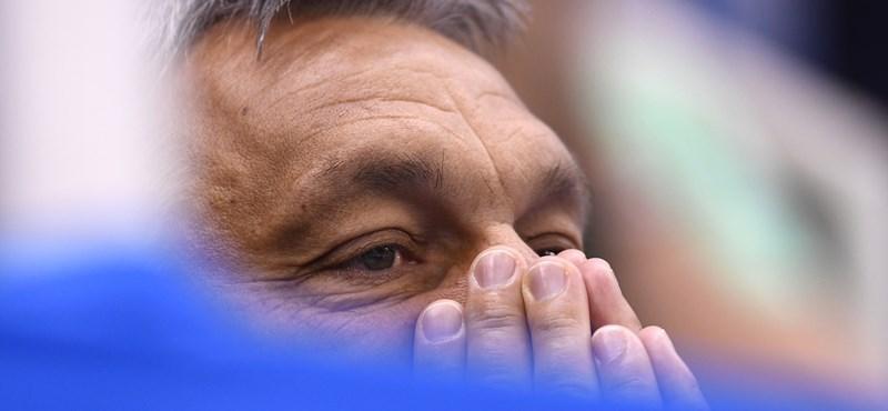 """Orbán: """"Nyolcszor bizonyultunk a Földön élő hétmilliárd emberből a legjobbnak"""""""