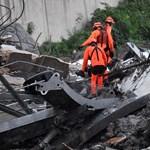 Olasz hídomlás: állami felügyelet alá vonhatják az autópályák fenntartását