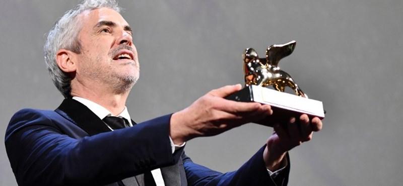 Alfonso Cuarón filmje kapta a velencei Arany Oroszlánt