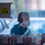 Az olaszországi intenzív ágyak 42 százalékát covidbetegek foglalják el