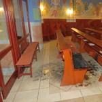 Elkapták a gödöllői templomban gyújtogató férfit