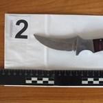 Késsel raboltak mobilt, elfogták őket