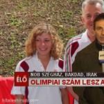Már csak percek kérdése, és kezdetét veszi a 2012-es budapesti olimpia