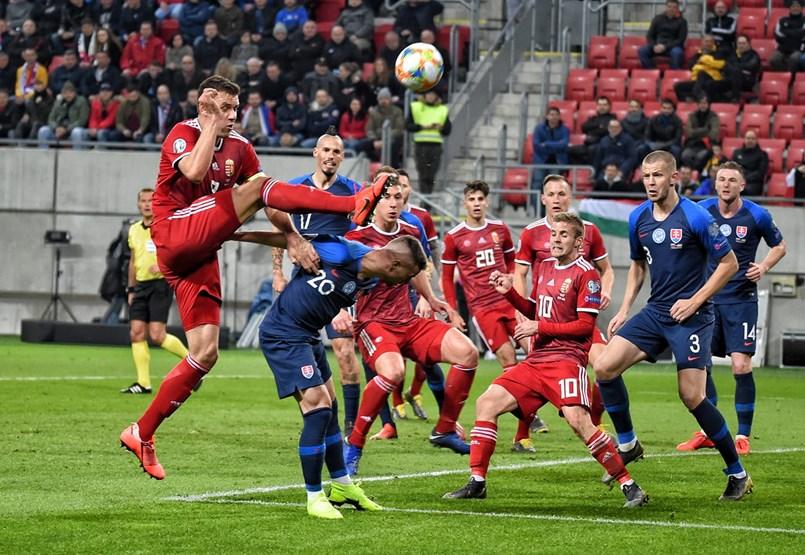 Szlovákia-Magyarország: az eredmény és a játék is papírforma volt