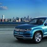 Hétszemélyes batár jön a Volkswagentől