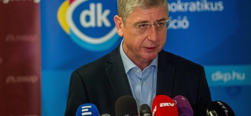 Gyurcsány: Meg kell roppantani a Fidesz médiáját