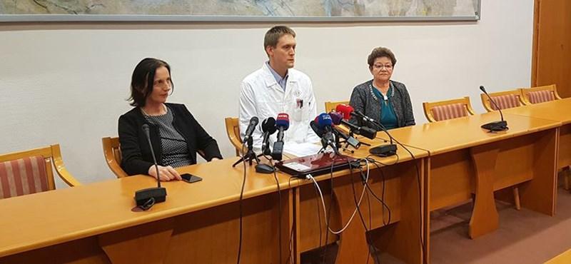 Államtitkár: Ha lázas, influenzára gondoljon, ne a koronavírusra