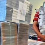 Na, ez aztán meglepő: a magyarok adóssága a legkevesebb
