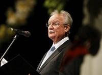 Nem mondott igazat Orbán Viktor, amikor Balázs Pétert búcsúztatta