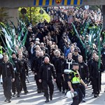 Félszáz neonácit vettek őrizetbe egy tüntetés után Svédországban