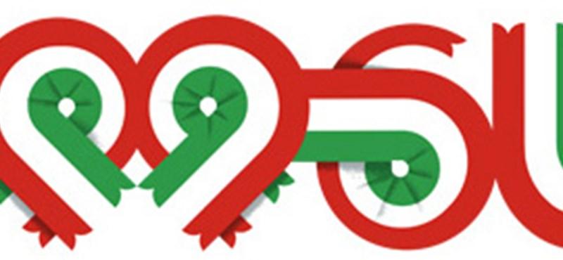 Nagyon szép logót kaptak március 15-re a Google-től a magyarok