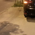 Bicskanyitogató parkolást fotóztak le Budapesten