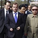 Kim Dzsong Il terve őrület, de legalább a vezetők találkoztak