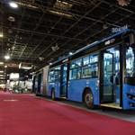 Ilyen magyar buszok jönnek Budapest elővárosaiba – fotók