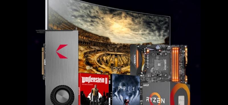 Itt vannak az AMD új csúcsminőségű grafikus processzorai